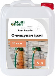 Смывка ржавчины с металлических поверхностей Rust Facade Очиститель